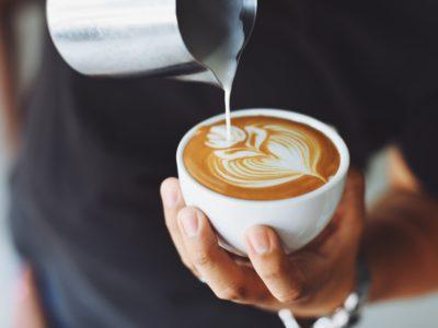 Best coffee shop, caramel cafe